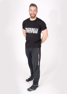 David - personal trainers in Norwich - SpitFire